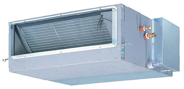 内置风管式日立家用中央空调