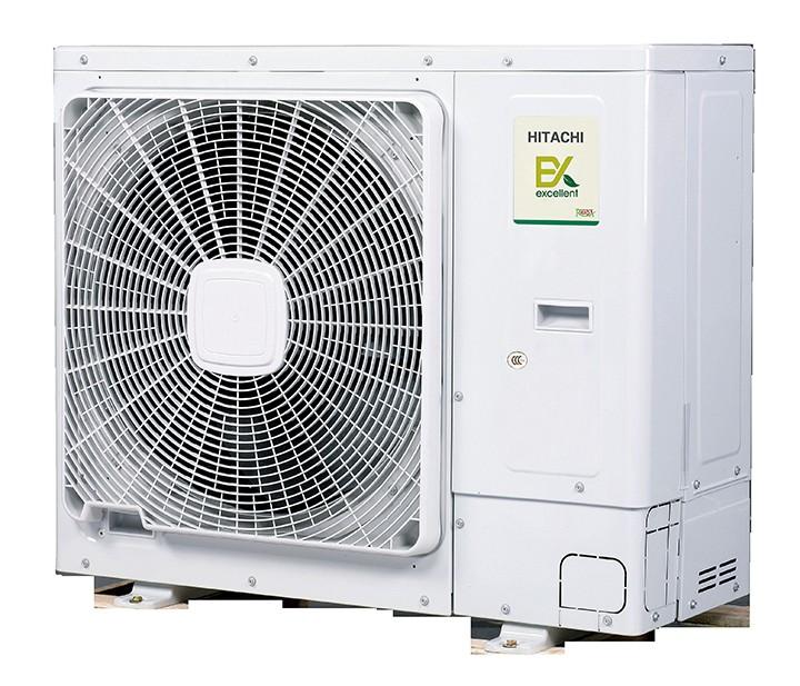 湖南日立家用空调室外机